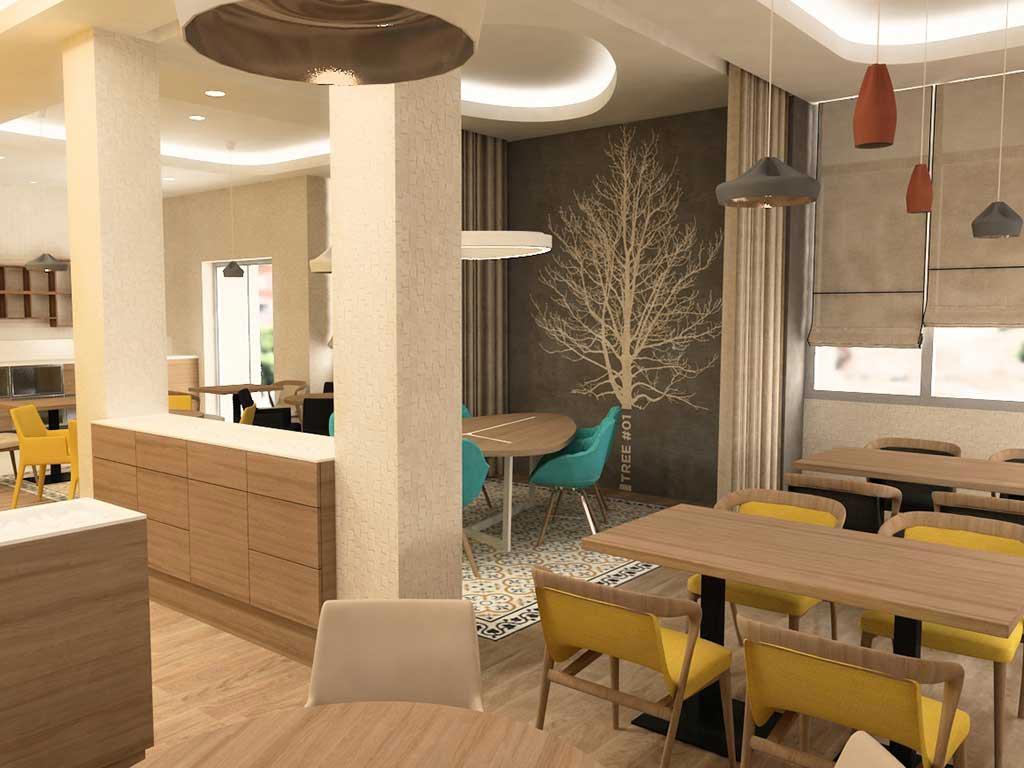 HOLIDAY INN HOTEL, SHYMKENT / KAZAKİSTAN
